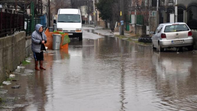 Отменено е бедственото положение в община Трън, съобщи председателят на