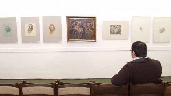 Петима художници са номинирани за Националната награда за живопис на името на Майстора
