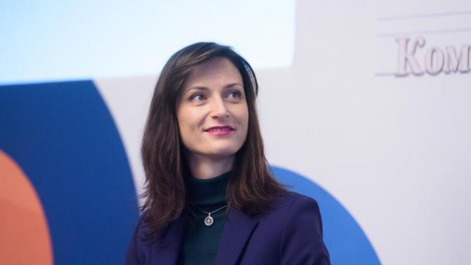 Мария Габриел обяви създаването на Център за знания