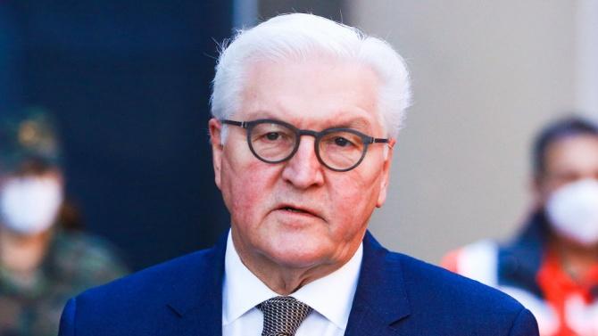 Германският президент призовава повече хора да могат да работят дистанционно