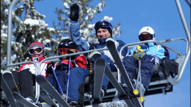 Ски зоната в Пампорово възобновява работа