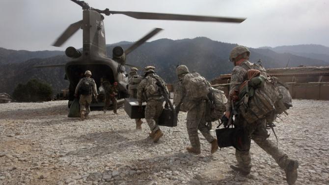 САЩ съкращават военните си контингенти в Афганистан и Ирак