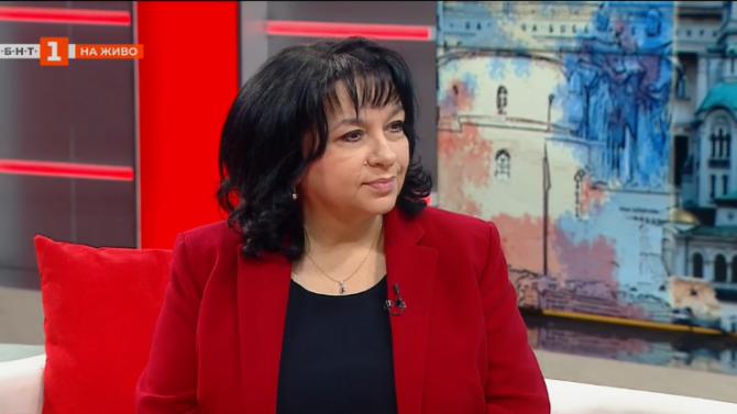 Теменужка Петкова: Диверсификация на газ е мечта от години на България