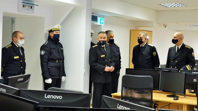 Адмирал Ефтимов: Изминалата година беше успешна за Военноморските сили