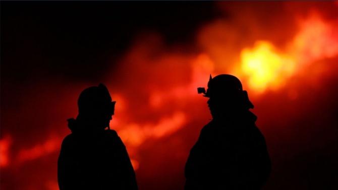 Огнен ад в Чили, хиляди са евакуирани