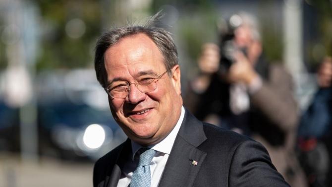 Новият лидер на германския ХДС призова за обща борба срещу враговете на демокрацията