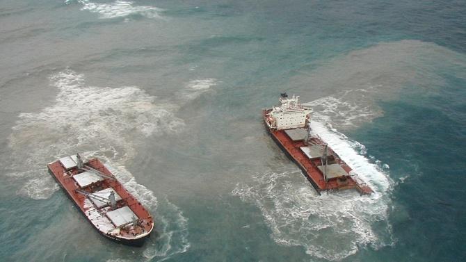 Кораб потъна в Черно море,  четирима моряци са загинали
