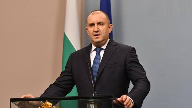 Румен Радев:  Партиите нямат основания за претенции по отношение на датата на вота
