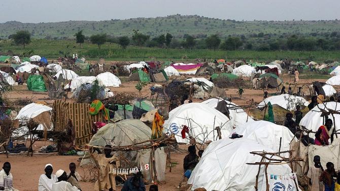 Конфликт между двама мъже в бежански лагер в Дарфур взе 83 жертви