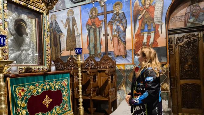 """Вицепремиерът и министър на туризма посети Бачковския манастир """"Успение Богородично"""","""