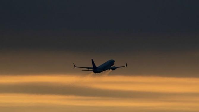 """Самолетът с Навални кацна на летище """"Шереметиево"""" в Москва, арестуваха го"""