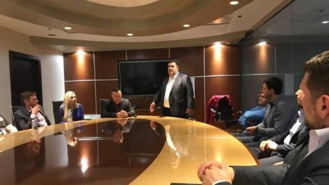"""""""Републиканци за България"""" организираха среща в Чикаго"""