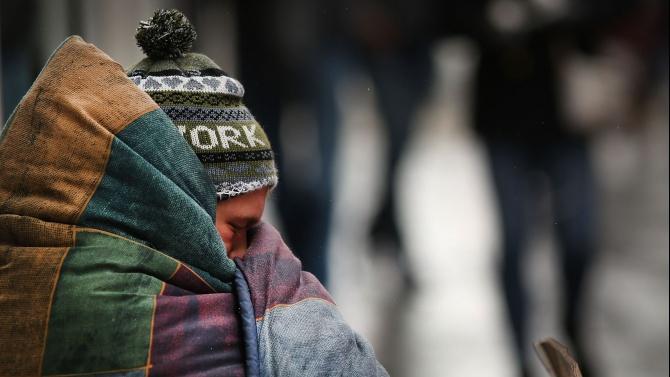 90 бездомни са настанени в кризисния център в София