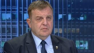 Каракачанов: Влизането на Македония в ЕС не може да стане за сметка на България