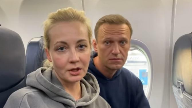 САЩ твърдо осъждат арестуването на руския опозиционер Алексей Навални при