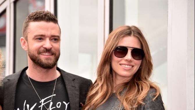 Джъстин Тимбърлейк и Джесика Бийл отново са станали родители