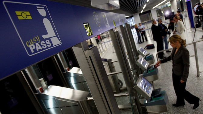 Срив на пътникопотока на летище Франкфурт през 2020 г заради COVID пандемията