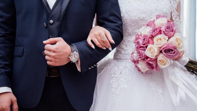 Двойките, решили да сключат граждански брак на 14 февруари -