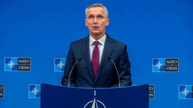 НАТО: Очертанията между войната и мира днес не са ясни, както преди