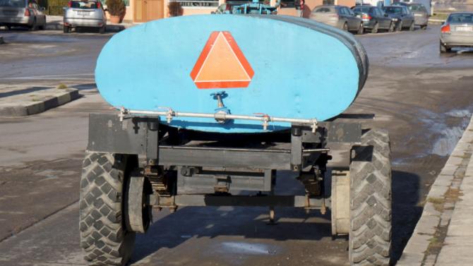 Замръзнала е водата в единствената водоноска в пловдивското село Брестовица