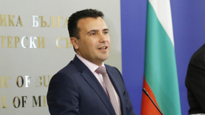 Заев: Веднага след изборите в България започваме да преговаряме