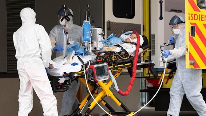 Великобритания регистрира най-висока смъртност от COVID-19 в света