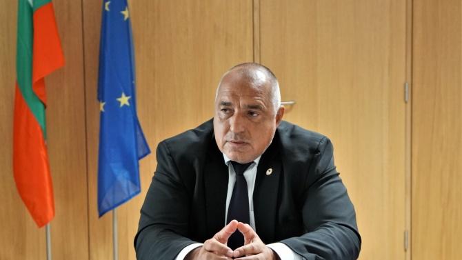 Борисов участва в онлайн церемония за влизането на България в Агенцията за ядрена енергия на ОИСР