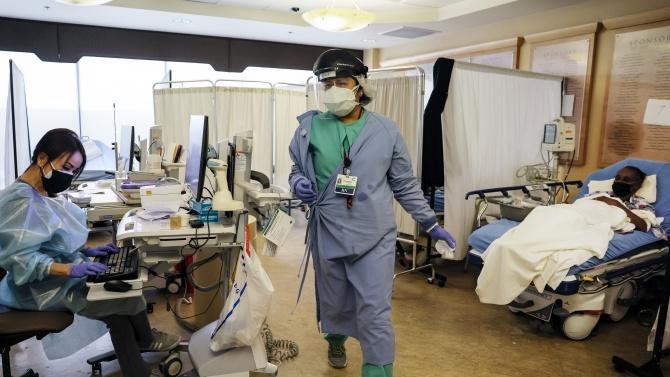 Калифорния стана първият американски щат с над 3 милиона случая на COVID-19