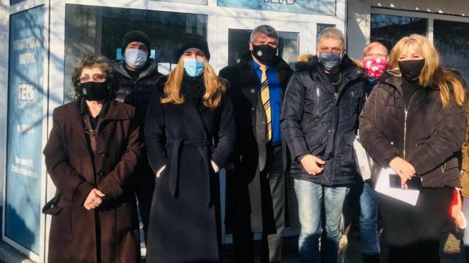 Ангелкова проведе среща с жителите на няколко софийски села