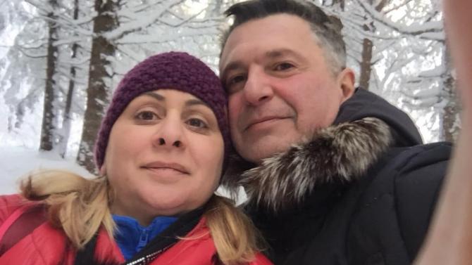 Жената на Милен Цветков със сърцераздирателно послание: Лети, любов моя, лети!