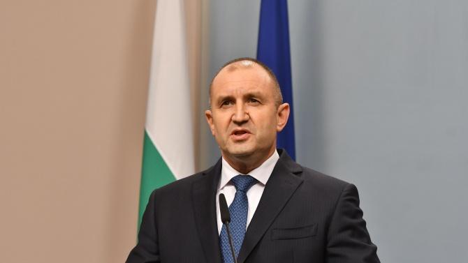 Радев се среща утре с министъра на външните работи на Сърбия
