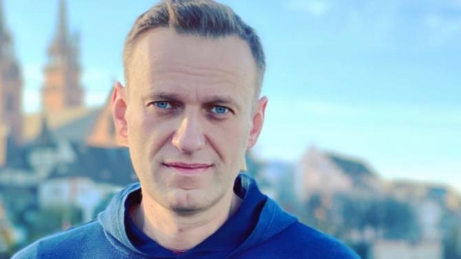 """Правозащитници посетиха Навални в следствения арест """"Матроска тишина"""""""