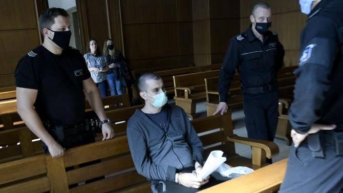 Викторио Александров призна, че е убил приятелката си и детето им