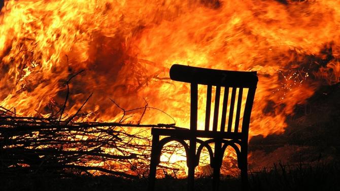 Мъж от Буковец запали имота на свой съселянин, при пожара загинаха 15 животни