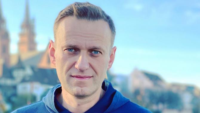 """Навални контраатакува с антикорупционно разследване за """"двореца на Путин"""""""