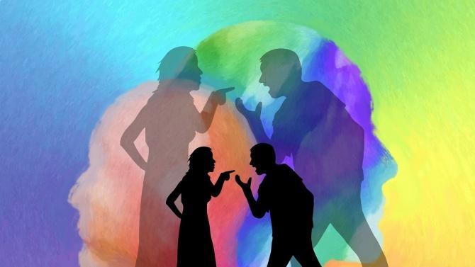 Да се ограничат контактите и да не се влиза в спорове и разправии