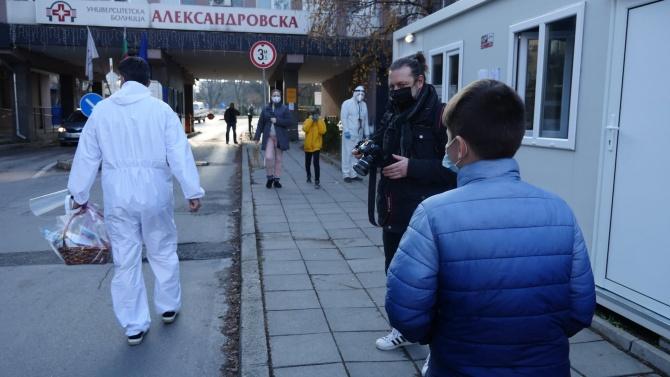"""В """"Александровска"""" вдигат заплатите с 11%"""