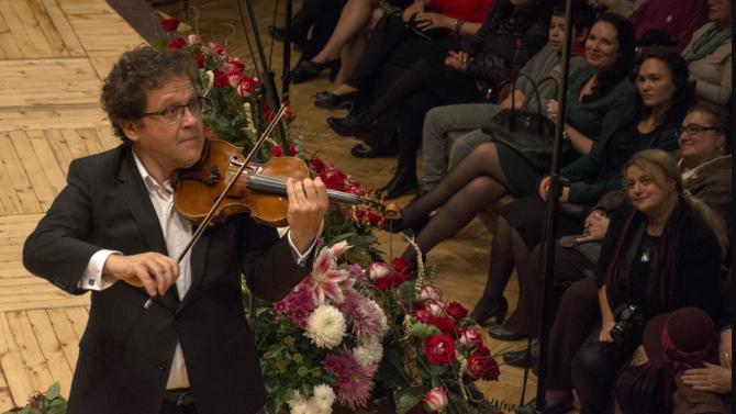 Музика, поезия и театър в предстоящия концерт на Веско Ешкенази