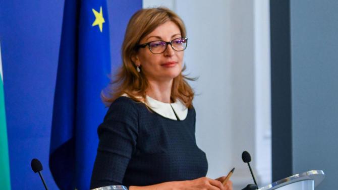 НА ЖИВО: Какво си казаха Екатерина Захариева и сръбският ѝ колега
