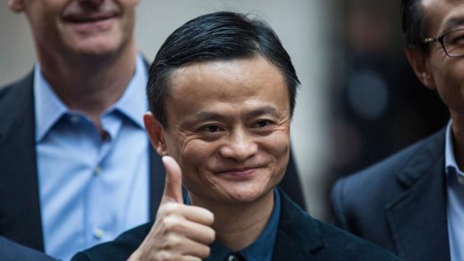 Ръст на акциите на Alibaba с над 8% след първата публична проява на Джак Ма от октомври насам