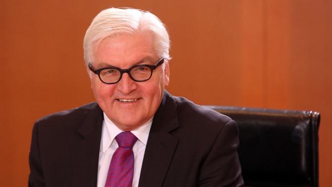 Германският президент изрази облекчение от встъпването в длъжност на Джо Байдън