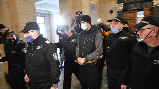 СГП протестира присъдата на Викторио Александров, убил приятелката и детето си