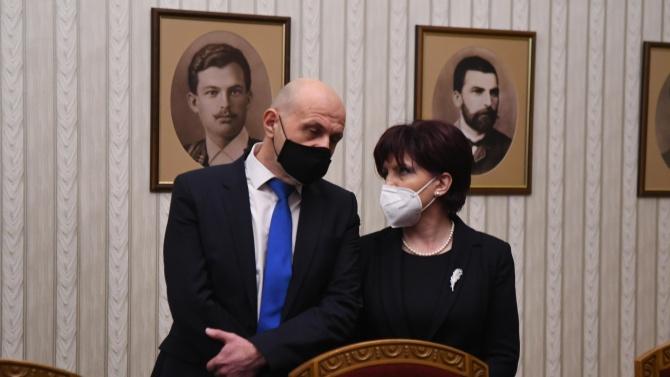 Томислав Дончев със закачка към президента Радев