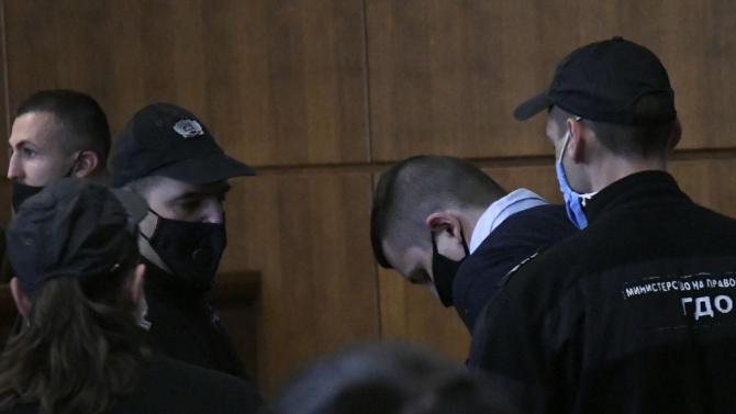 Съдът окончателно остави убиеца на Милен Цветков в ареста