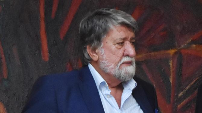 Вежди Рашидов се срещна с представители на филмовата общност