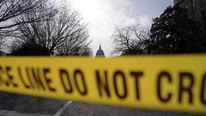 Заплашиха с взрив сградата на Върховния съд на САЩ