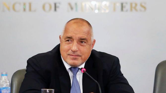 Премиерът Борисов поздрави Джо Байдън и Камала Харис за встъпването им в длъжност