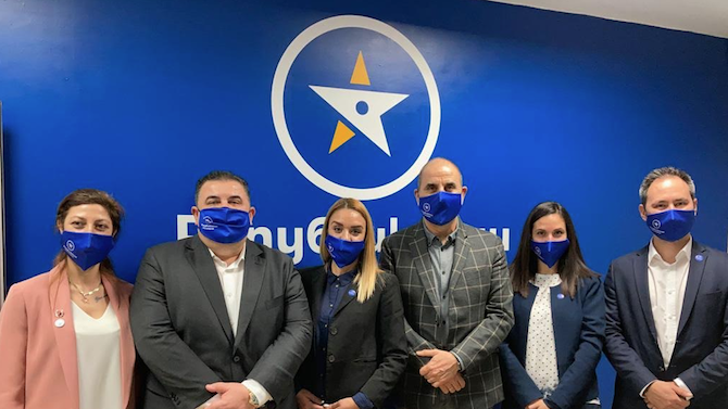 Откриха офис на Републиканци за България в Плевен