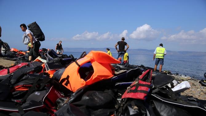 43 африкански мигранти се удавиха край бреговете на Либия