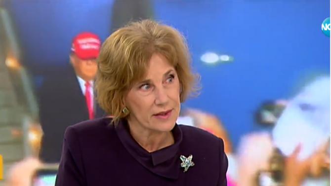 Елена Поптодорова разкри ще има ли разлика между администрацията на Тръмп и Байдън